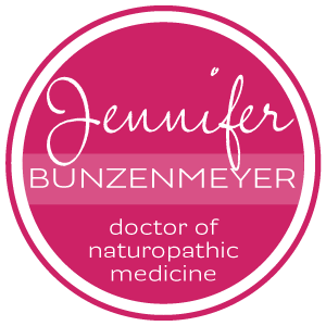 Jennifer Bunzenmeyer Doctor of Naturopathic Medicine