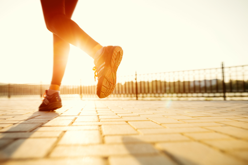 Is Healthy Eating and Exercise on your Horizon?